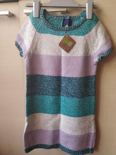 Платье туника теплое Crazy8 (США)