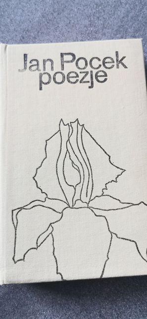 Jan Pocek. Poezje. Tomik poezji.