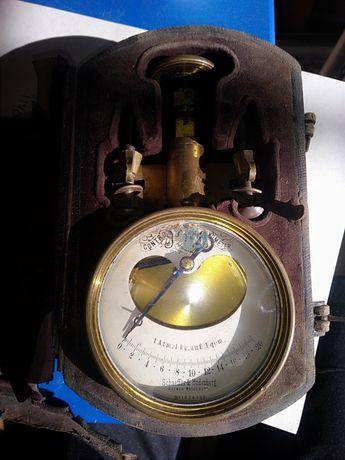 Schaeffer Budenberg паровой манометр 19 века