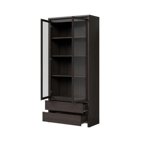 книжный шкаф/витрина/сервант BRW Каспиан