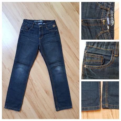 Spodnie z jeansu. Rozmiar 152 cm. Firma Pepperts.