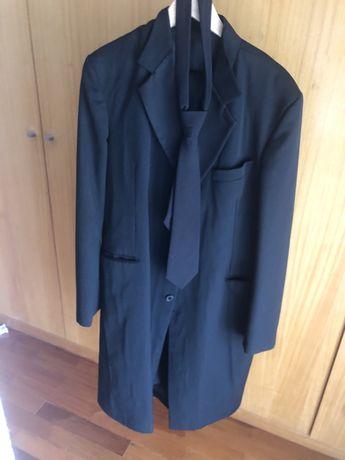 Traje Universidade Porto completo (sem capa) 2 pares calças