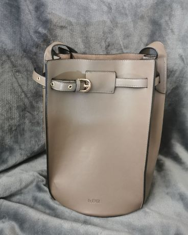 Torba taupe by Jemiol
