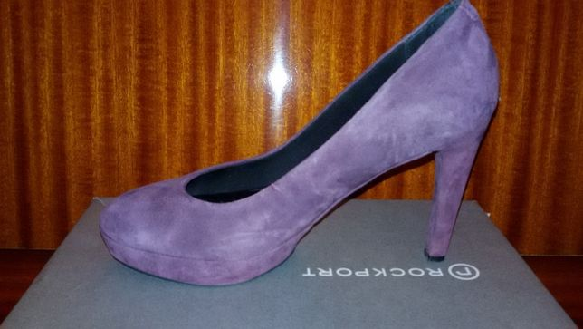 Туфли Rockport Bertie 38-38,5-39 размер замша