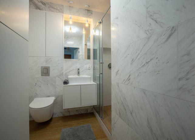 Płytki marmurowe Volakas Carrara 60x60 cm naturalny kamień marmur