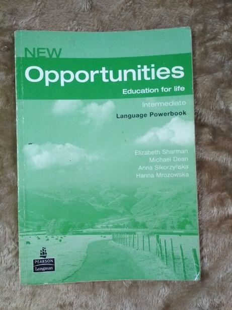 New Opportunities Intermediate Language Powerbook к87