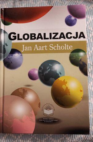 Książka Globalizacja Jan Aart Scholte