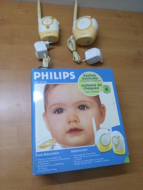 Intercomunicador Bebe Philips SC 463
