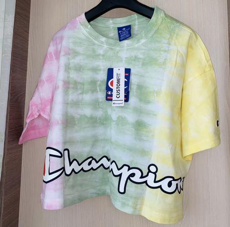 Champion koszulka tie dye