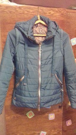 Куртка осень-весна на девочку подростковая
