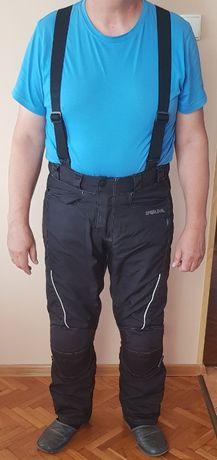 Spodnie motocyklowe TCM rozmiar L codura