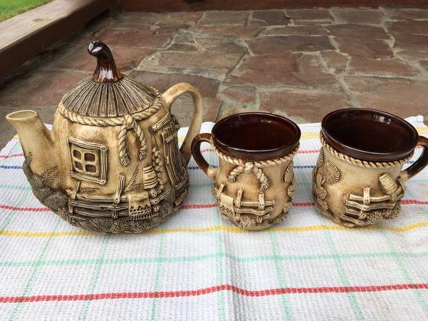 Керамический набор для чая