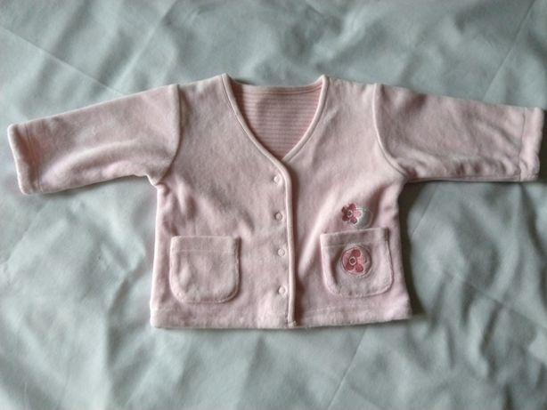 Bluza dziewczynka 3 - 6 miesięcy