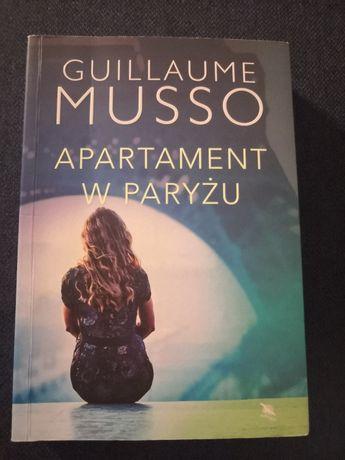 Książka Apartament w Paryżu Guillaume Musso