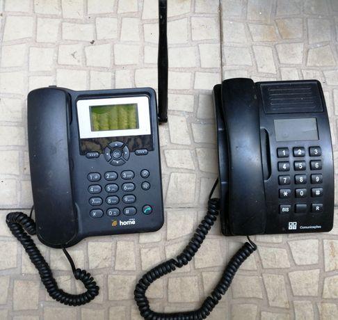 Telefones de rede fixa
