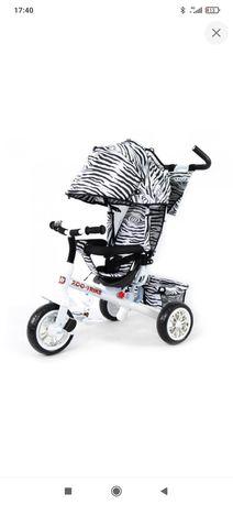 Zoo-Trike TILLY велосипед детский,велосипед с родительской ручкой