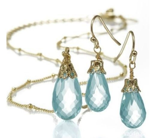 Komplet biżuterii Katrina Avon