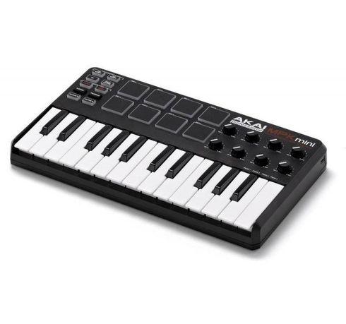 MIDI-клавиатура Akai MPK MINI в отличном состоянии