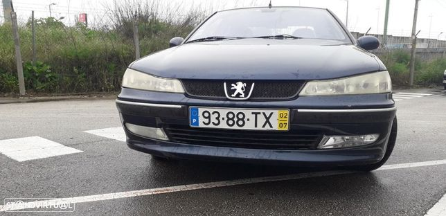 Peugeot 406 2.2 HDi Sportline
