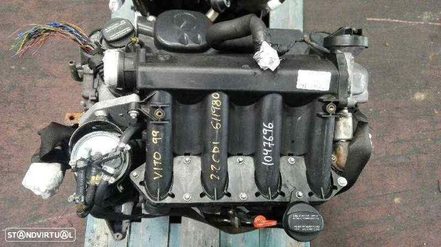 Motor Mercedes Vito 108CDi 611980