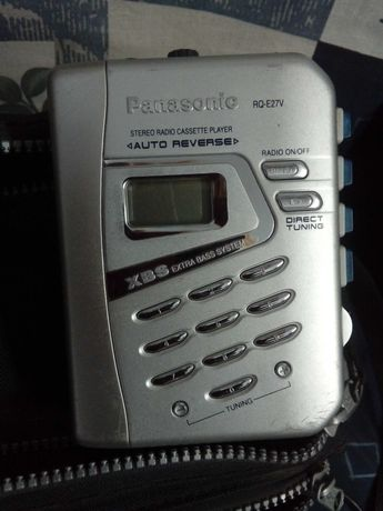 Walkman panasonic rq 27v