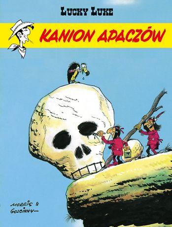 Komiksy Lucky Luke