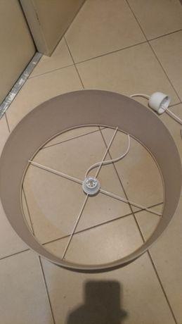 Abajours 50cm candeiro teto cores Branco, Prateado, Creme, Dourado