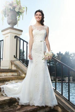 Suknia ślubna Sincerity Justin Alexander, rozmiar 10