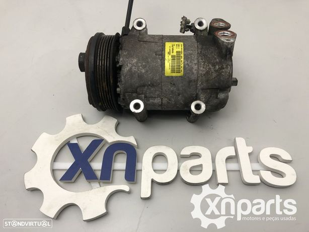 Compressor de ar condicionado FORD FOCUS II 1.6 TDCi   01.05 - 09.12 Usado REF....