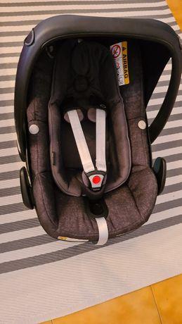 Babycoke da bebeconfort com isofix edição limitada praticamente nova