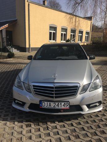 Mercedes E Klasa W212 2.2Cdi 204km !! Pakiet AMG !!