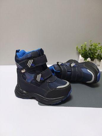 Детская зимняя обувь для мальчика, дитячі ботінки