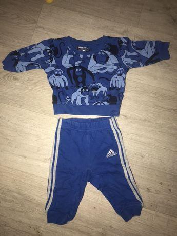Адидас костюм для младенца