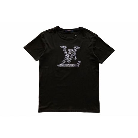 Louis Vuitton Embroidery Tshirt