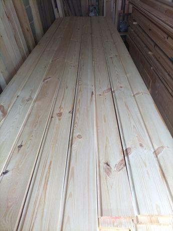 Boazeria sosnowa ,  podbitka drewniana , deska elewacyjna