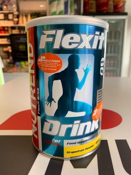 NUTREND Flexit Drink - 400g na stawy, regenerator stawów, odżywki
