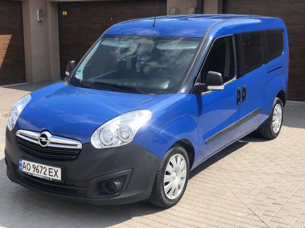 Opel Combo 2015 2.0cdti EXTRA LONG Passenger KLIMA Опель Комбо doblo