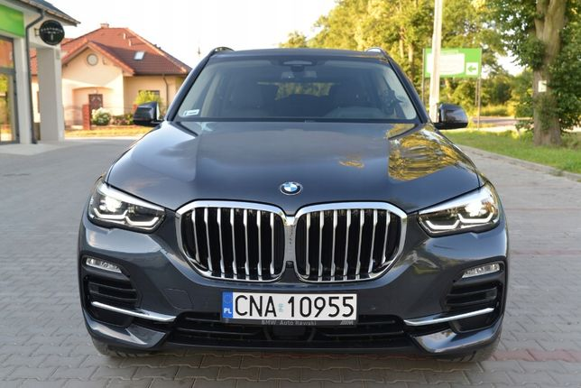 Разборка BMW X5 G05 бу запчасти бмв под заказ из Польши