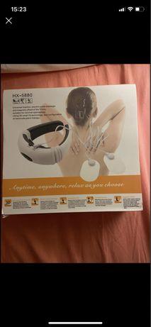 Maquina de massagens para pescoço