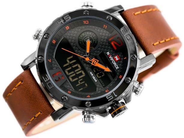 Zegarek Naviforce Aviator NF9134. Idealny na prezent. Nowy. Gwarancja
