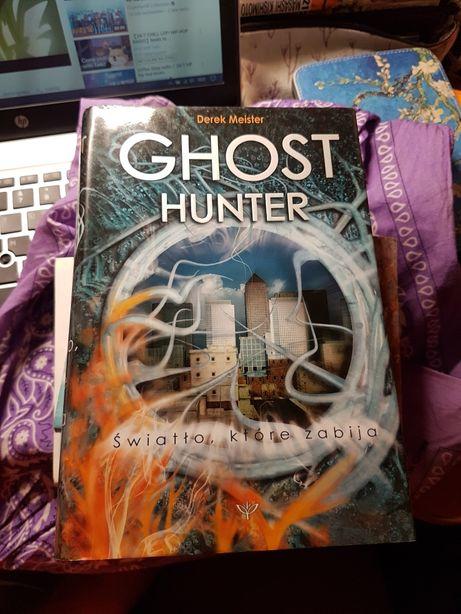 Książka Ghost Hunter