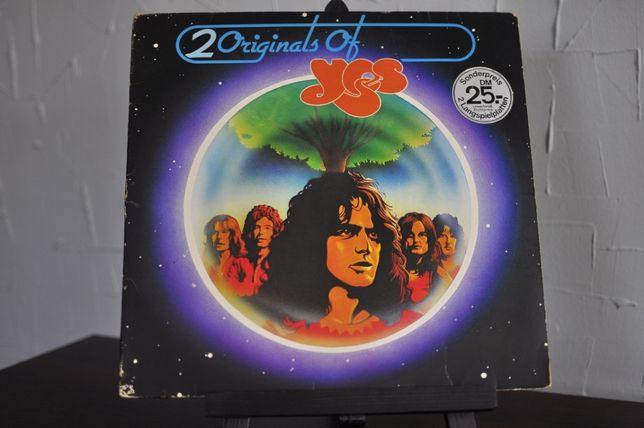 Yes – 2 Originals Of Yes / 2x Winyl Prog Rock