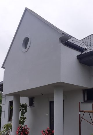 Usługi remontowo-wykończeniowe/Elewacje