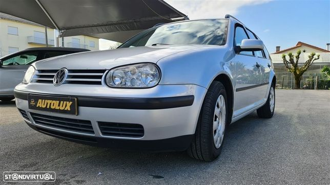 VW Golf Variant 1.9 TDi Premier