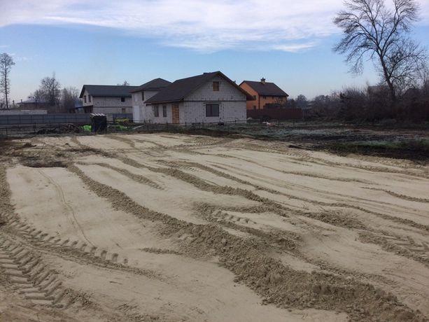 Гнедин участок под дом (строим) Киев Борисполь Осокорки Вишенки