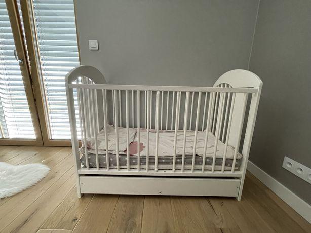 Łóżko dla dziecka z materacem bardzo dobrej jakości !