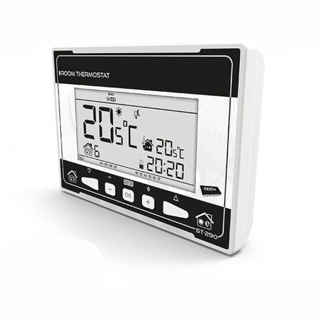 Терморегулятор TECH ST-290 v2 беспроводной (недельный программатор)