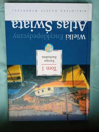 Wielki encyklopedyczny atlas świata