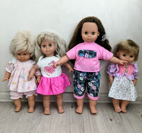 Куколки из Европы