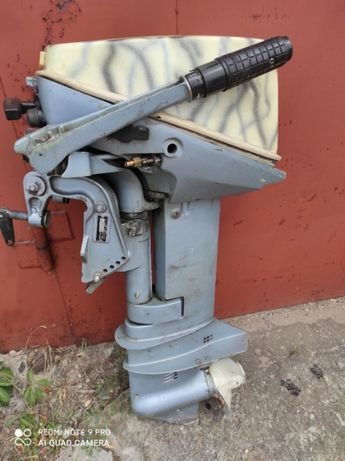 Лодочный мотор Эвинруд 15 2т